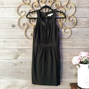 ANN TAYLOR LOFT BLACK DRESS